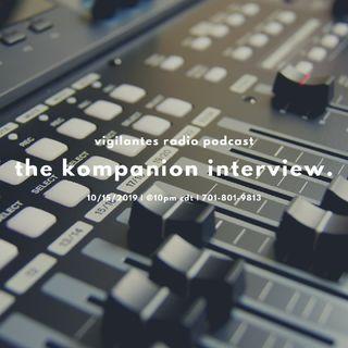 The Kompanion Interview.