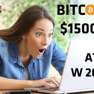 Bitcoin przebił $15000! Nowe ATH w 2020 roku? Analiza scenariuszy