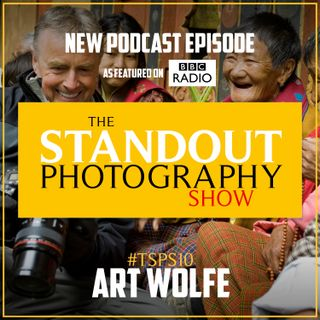 10. #TSPS10 Art Wolfe on Planning Ahead & Taking Action, Entrepreneurship, Dissecting Inspiration & Publishing Multiple Books.
