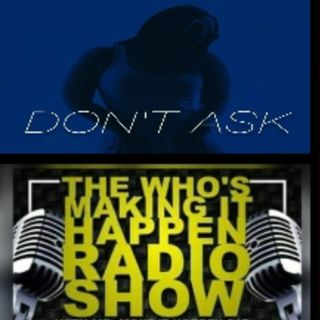 Who' Making It Happen Radio Live Ryan Atkins Interview Make It Happen Wed