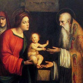 171 - L'Offerta di Gesù nel Tempio