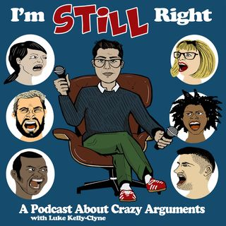 Episode 59: I'm Still Right, Drink! (w/ Jessica Ross & Kait Thompson)