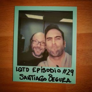 #29: Santiago Segura - Sexo, corrección, bajones y prensa rosa