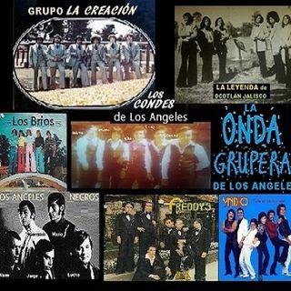 """ONDA GRUPERA"" de LOS ANGELES CALIFORNIA"
