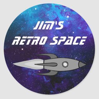 Jim's Retro Space