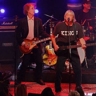 Jan 29-Feb 4: David Diamond and Mister Zero of The Kings