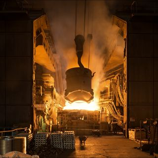 Into the Furnace