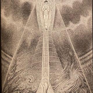 """Lotus Light"" by Ruth St Denis #9"
