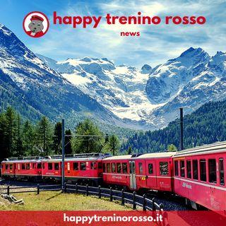 happy trenino rosso - news