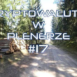 Z kryptowalutami w plenerze #17 | 13.05.2021 | Rozwój kryptowalut, bańka na Bitcoina trwa, sezon altów i inwestycje w shitcoiny