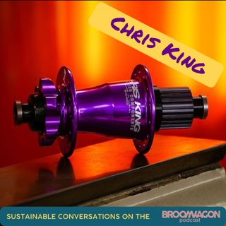 Sustainable Conversations on the BroomWagon 🚌 Episode 3:  Chris King