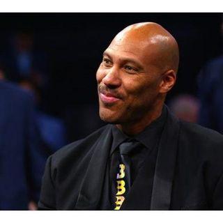 Is Lavar Ball's 15 min. up?! Boxing! NBA Playoffs!!