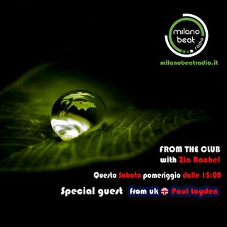 FROM THE CLUB - SPECIAL GUEST PAUL LAYDEN