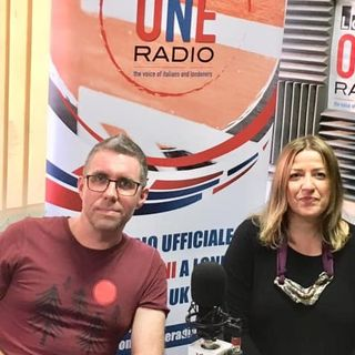 LondonONE radio Jazz - whith special guest Mike Flynn