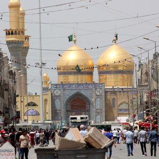 Baghdad, la città dei libri