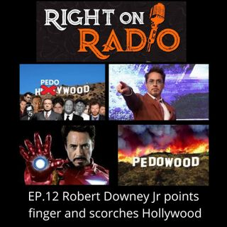 EP.12 Iron Man Star Nukes Hollywood