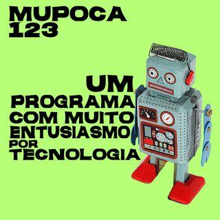 Um programa com muito entusiasmo por tecnologia