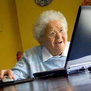 #77 Nonni e tecnologia: indagine di Kaspersky