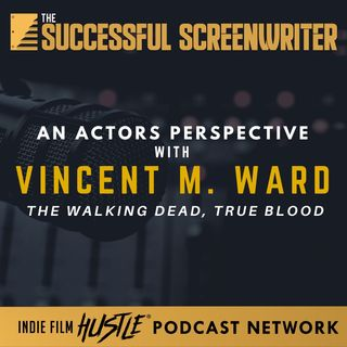 Ep17 - An Actors Perspective with Vincent M. Ward