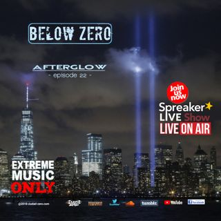 BELOW ZERO - AFTERGLOW