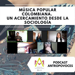 Música popular colombiana. Un acercamiento desde la sociología