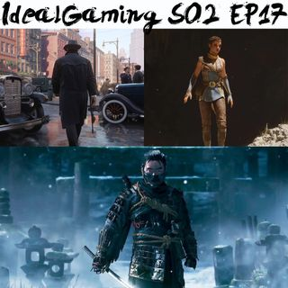IdealGaming S02 EP17 - Ghost of Tsushima, Unreal Engine 5, Mafia Remake e altri annunci