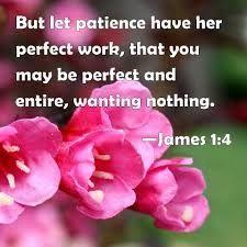 PRAYER - Walking in Patience