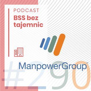 #290 Ciekawe Firmy - ManpowerGroup