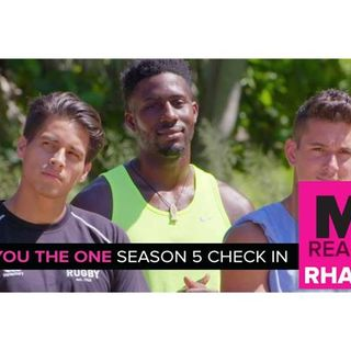 MTV Reality RHAPup | Are You The One 5 Check In RHAPup