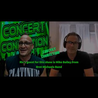 CC hosted by Ric Hare June 4, 2020 Ric's guest for this show is Mike Bailey from Bret Michaels Band and owner of www.customdrumdecor.com