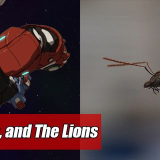 The Ant-Man, The Wasp, and The Lions – Episode 155