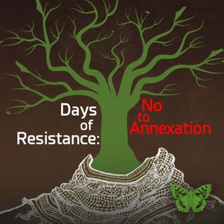 Days of Resistance, No to Annexation