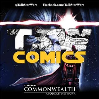 TSW Comics Issue #12 - Fortress Vader Part 1