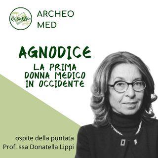 ArcheoMed: Agnodice - Prof.ssa Donatella Lippi