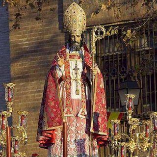 San Cecilio, obispo y mártir