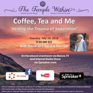 Healing the Trauma and Anxiety of Separation