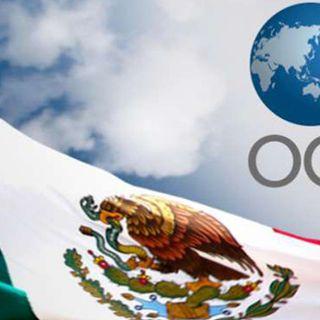 OCDE respalda diálogo entre México y EU