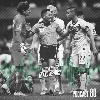 Podcast #80: Liguilla / Thanksgiving NFL 13 / ¿Nuevo look de Gsus?