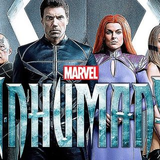 Damn You Hollywood: Inhumans TV Episodes 1 & 2 Review
