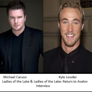 EPISODE 59 SOAPS IN REVIEW WITH MICHAEL CARUSO & KYLE LOWDER LADIES OF THE LAKE