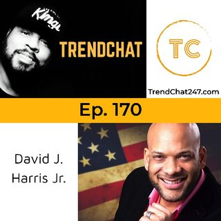 Ep. 170 - Trucking For Toilet Paper - Guest: David J. Harris Jr
