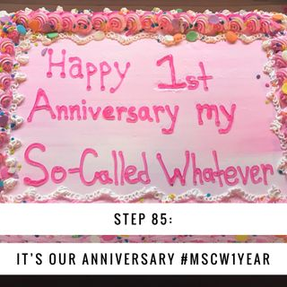 It's Our Anniversary #MSCW1Year  (Anniversary Episode Part 2)