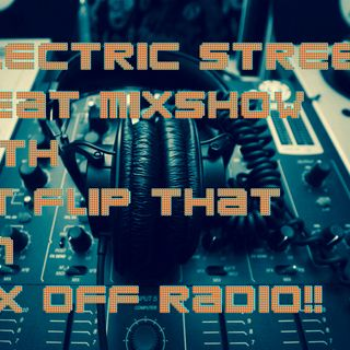 Electric Street Beat MixShow 5/27/19 (Live DJ Mix)
