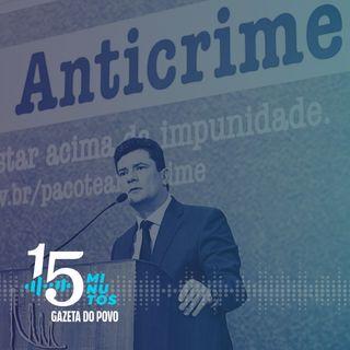 A propaganda de Sergio Moro para salvar o pacote anticrime