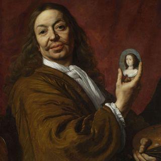 Walentynki w MNW #3 - Autoportret Bartholomeusa van der Helsta