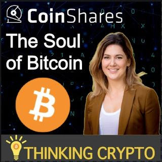 Meltem Demirors Interview - The Soul of Bitcoin, Crypto Market, Coinshares, Testifying Before Congress on Libra, DeFi & More!