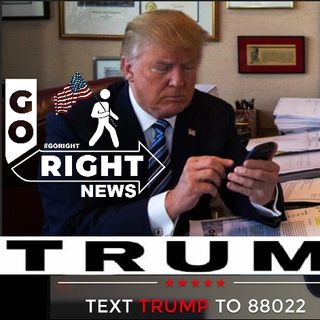 Verizon, AT&T, and T-Mobile temporarily shut down President Donald Trump's campaign texting program