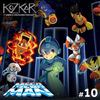 KozKar 10: Mega Man 8 bits
