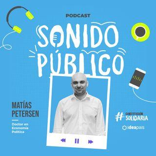 Institucionalidad chilena en juego: Sonido Público junto a Matías Petersen.