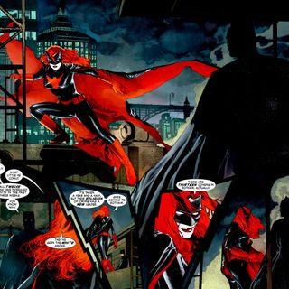 """Source Material #201: Batwoman """"Elegy"""" (DC Comics, 2009)"""